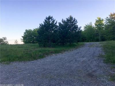 Dedham ME Residential Lots & Land For Sale: $125,000