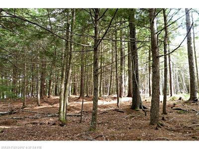 Waltham ME Residential Lots & Land For Sale: $41,500