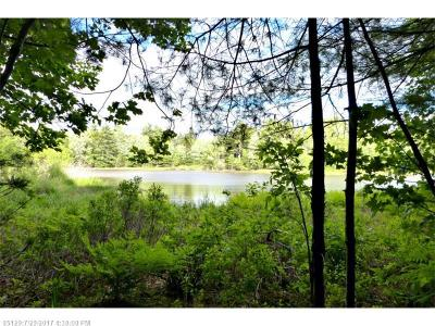 Waltham ME Residential Lots & Land For Sale: $71,500