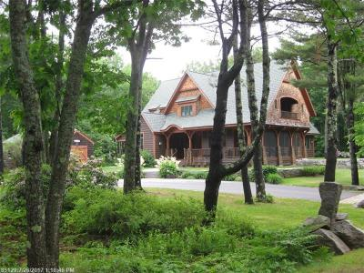 Kennebunkport Single Family Home For Sale: 47 Tidal Shore Dr