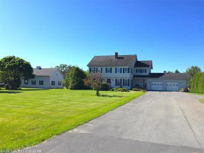 Presque Isle Single Family Home For Sale: 15 Easton Rd