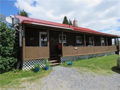 Caribou Single Family Home For Sale: 461 Plante Rd