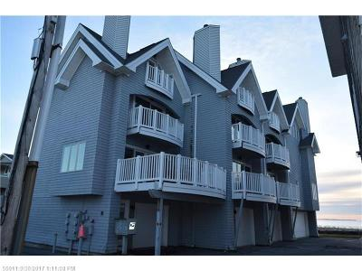 Old Orchard Beach Condo For Sale: 2 Saunders Ave 3 #3