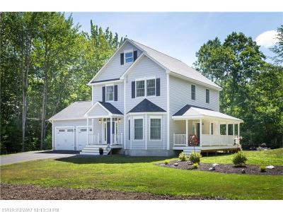 Old Orchard Beach Single Family Home For Sale: 2 Casey Ln