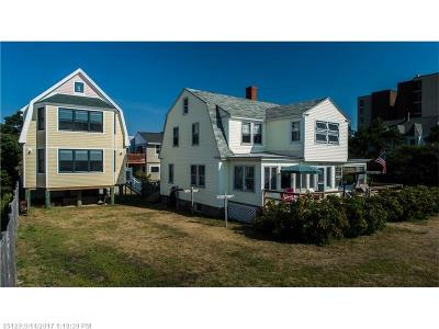 Old Orchard Beach Single Family Home For Sale: 1 & 3 Parcher Ave