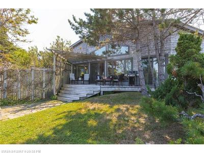 York Single Family Home For Sale: 16 Bald Head Cliff Road South Rd