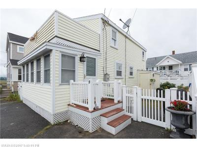 Wells Single Family Home For Sale: 5 Marshview St