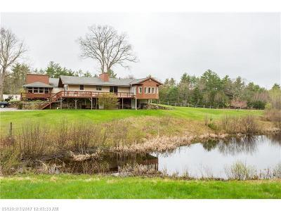 South Berwick Single Family Home For Sale: 81 Double J Ln
