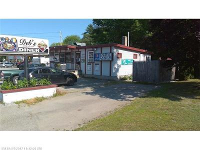 Commercial For Sale: 1495 Atlantic Hwy