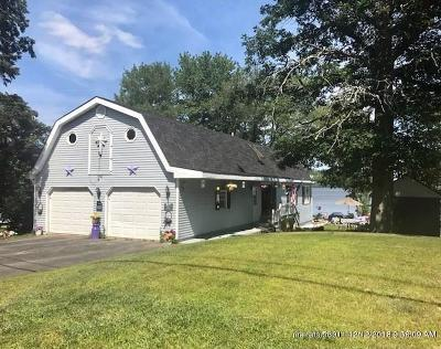 Single Family Home For Sale: 398 South Horseback Rd