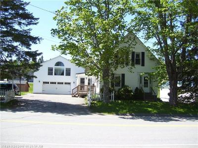 Levant Single Family Home For Sale: 3462 Union St