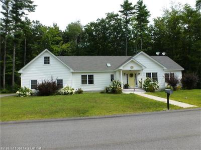 Wells Single Family Home For Sale: 73 Autumn Ln
