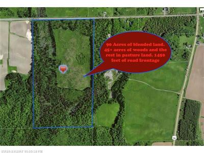 Mars Hill Residential Lots & Land For Sale: 0000 White Rd