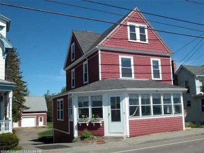 York Single Family Home For Sale: 157 Long Beach Ave A #A