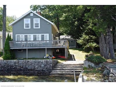 Standish Single Family Home For Sale: 47 Whites Point Rd