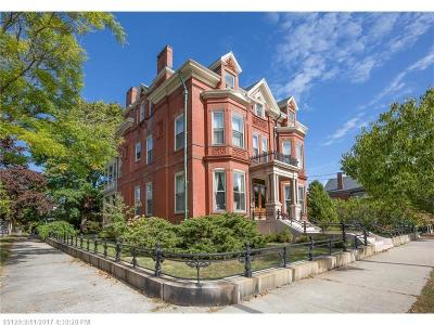 York County, Cumberland County Condo For Sale: 161 Pine St 4 #4