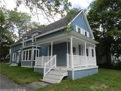 Bangor ME Single Family Home For Sale: $219,000