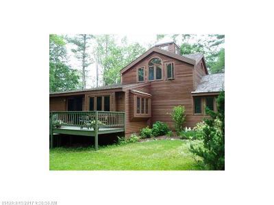 Ogunquit Single Family Home For Sale: 137 Captain Thomas Rd