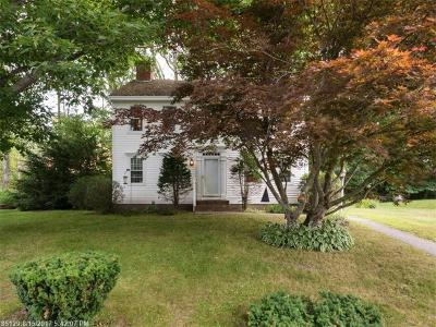 Kennebunk Single Family Home For Sale: 5 Tidewater Ct