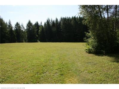 Houlton Residential Lots & Land For Sale: Lot 7-8 Meadow Lane