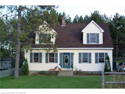 Bangor ME Single Family Home For Sale: $175,000