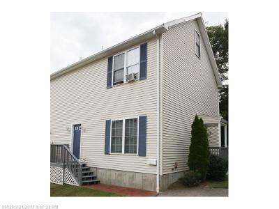 Kittery Condo For Sale: 14 Commercial St A #A