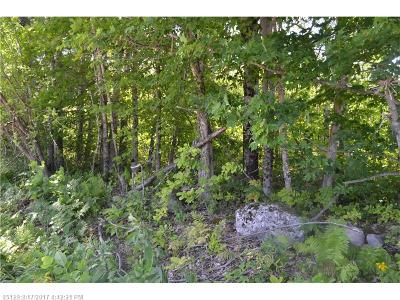 Residential Lots & Land For Sale: Map 6 Lot 18-4 Berry Rd