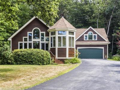 Scarborough, Cape Elizabeth, Falmouth, Yarmouth, Saco, Old Orchard Beach, Kennebunkport, Wells, Arrowsic, Kittery Single Family Home For Sale: 5 Winter St