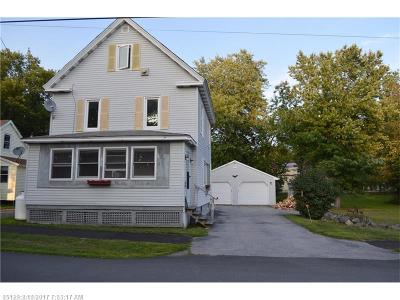 Bangor ME Single Family Home For Sale: $154,900