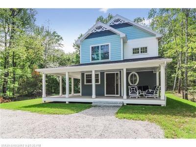 Ogunquit Single Family Home For Sale: 23 South St