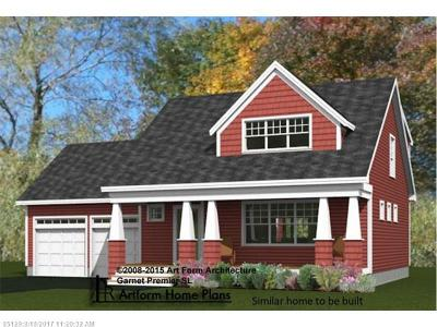 Kennebunk Single Family Home For Sale: Lot 6 Flagship Cir