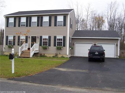 Bangor ME Single Family Home For Sale: $259,900