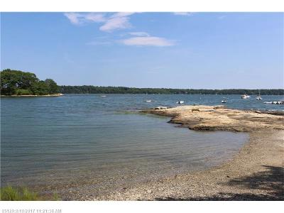 Scarborough, Cape Elizabeth, Falmouth, Yarmouth, Saco, Old Orchard Beach, Kennebunkport, Wells, Arrowsic, Kittery Single Family Home For Sale: 15 Old Town Landing Lndg