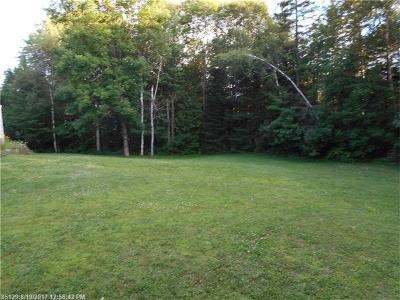 Bangor Residential Lots & Land For Sale: 000 No Street
