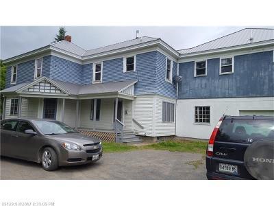 Presque Isle Multi Family Home For Sale: 11 State St
