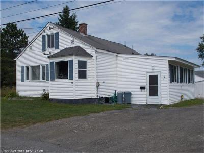 Caribou Single Family Home For Sale: 16 Katahdin Ave