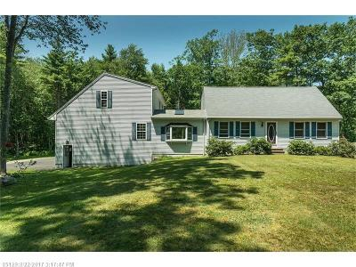 Wells Single Family Home For Sale: 33 Hiltons Ln