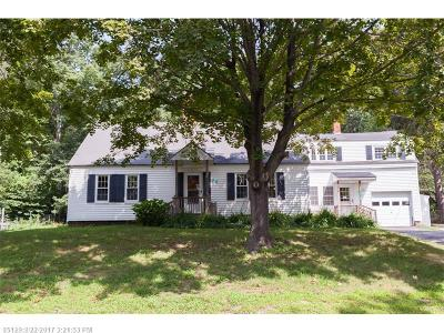 Eliot Single Family Home For Sale: 170 Old Road