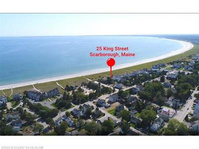Scarborough ME Single Family Home For Sale: $1,295,000