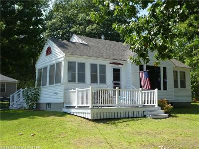 Standish Single Family Home For Sale: 6 Checkerberry Ln