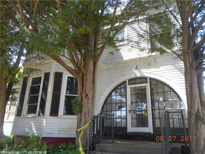 Bangor Single Family Home For Sale: 44 Forest Ave