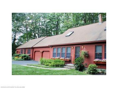 Kennebunk Multi Family Home For Sale: 2 Mousam Ridge Rd
