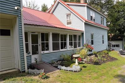 Single Family Home For Sale: 15 Mill St