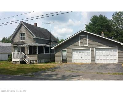 Howland Single Family Home For Sale: 92 Penobscot Ave