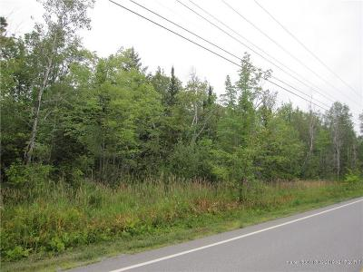 Bangor Residential Lots & Land For Sale: Lot D Davis Rd