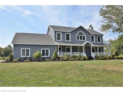 Scarborough, Cape Elizabeth, Falmouth, Yarmouth, Saco, Old Orchard Beach, Kennebunkport, Wells, Arrowsic, Kittery Single Family Home For Sale: 65 Timothy Ln