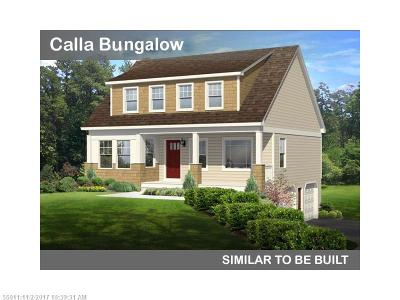 Kennebunkport Single Family Home For Sale: 12d Camden Ln