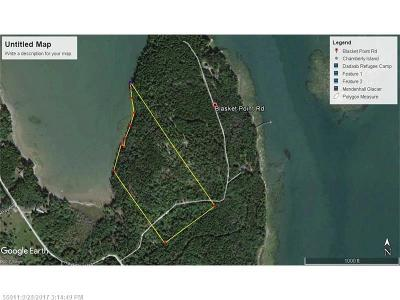 Residential Lots & Land For Sale: Off Blasket Point Rd