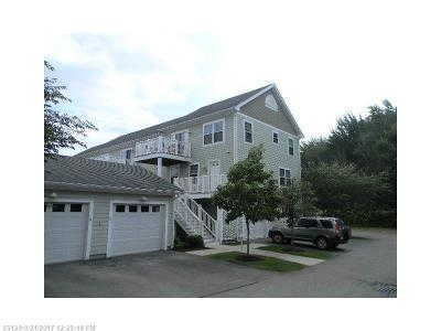 Old Orchard Beach Condo For Sale: 7 Heath St 21 #21