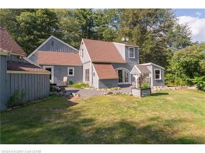 York Single Family Home For Sale: 145 Logging Rd